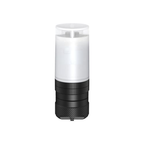 NITECORE NWE30 elektronická píšťalka s nouzovými záblesky, 120db, 2000 lm