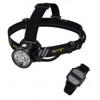 Čelovka NITECORE HU60 - 1600 lm, USB ,bezdrátové ovládání