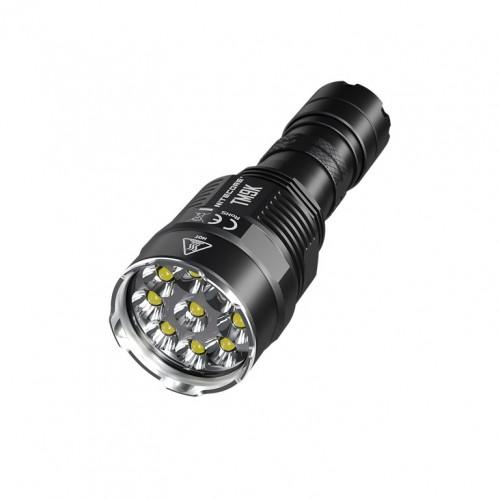 Taktická ruční svítilna NITECORE TM9K - 9x CREE XP-L - 9500lm