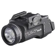 Podvěsná svítilna Streamlight TLR-7 sub - 500 lm na Glock 43X ,48 RAIL