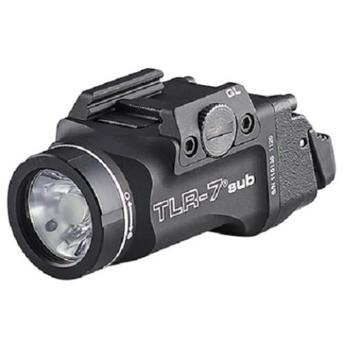 Podvěsná svítilna Streamlight TLR-7 sub - 500 lm na SIG P365, XL