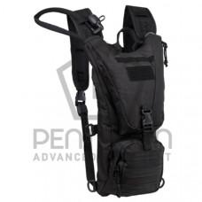 Hydratační batoh PENTAGON Camel bag 2.0 , vak 2,5 l - černý
