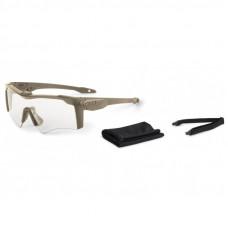 Brýle ESS AF Crossbow ONE, Terrain Tan rám, čira skla