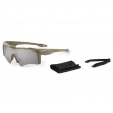 Brýle ESS AF Crossbow ONE, Terrain Tan rám, tmavá skla