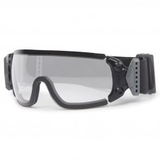 Brýle ESS Jumpmaster, černý rám, čirá skla