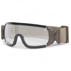 Brýle ESS  Jumpmaster, světle hnědý rám , čirá skla