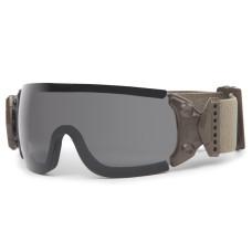 Brýle ESS Jumpmaster, světle hnědý rám , tmavá skla