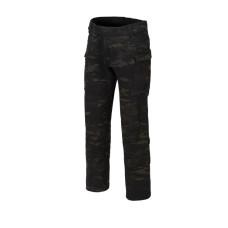 Kalhoty Helikon MBDU NYCO rip-stop MultiCam Black