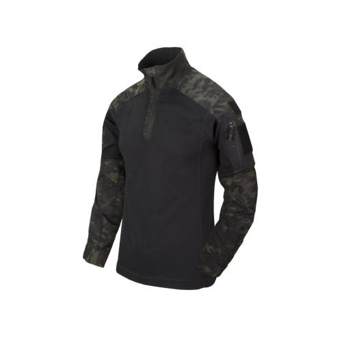 Košile taktická MCDU NYCO rip-stop MultiCam Black