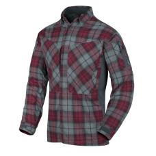Košile Helikon MBDU flanel Ruby Plaid