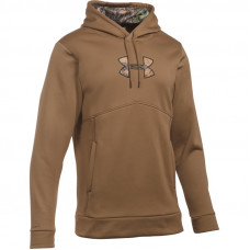 Mikina Under Armour Caliber ColdGear - coyote