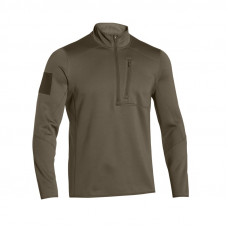Pullover Under Armour Tactical 1/4 zip Coldgear Infrared - Olive