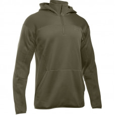 Mikina Under Armour Tactical 1/4 zip allseasongear -olive