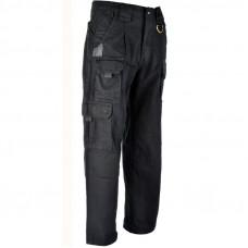 """Kalhoty COP """"SP"""" - černé"""