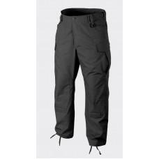 Kalhoty SFN Helikon rip-stop černé