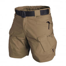 Kraťasy URBAN TACTICAL rip-stop Short - Coyote