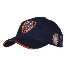 Kšiltovka s logem NYPD - modrá