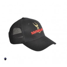 Kšiltovka SAFARILAND  Logo - černá