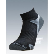 Ponožky Batac Operator short - black
