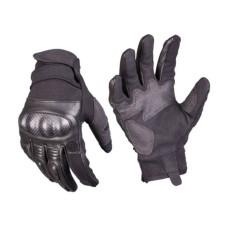 Rukavice Tactical GEN.II kožené - černé