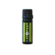 Obranný Sprej STOPER2 - 50 ml PĚNOVÝ (PĚNA)