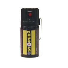 Obranný Sprej STOPER2 - 40 ml PĚNOVÝ (PĚNA)
