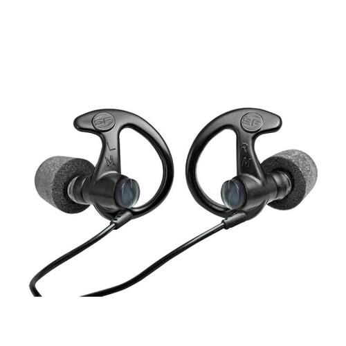 Špunty do uší SUREFIRE EP10 - pasivní ochrana sluchu - černé