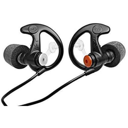 Špunty do uší SUREFIRE EP7 - pasivní ochrana sluchu - černé