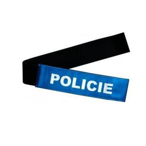 Rukávová páska POLICIE