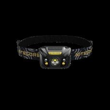 Čelovka NITECORE NU32 USB nabíjecí,CREE XP-G2 S3 LED, 550 lm - černá