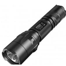 LED svítilna NITECORE P20 UV,4 x ULTRAFIALOVÁ LED 365nM A CREE XM-L2 (T6), 800 lm - dosvit 210 m
