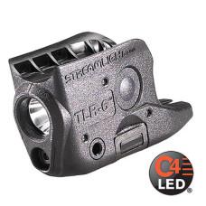 Podvěsná svítilna Streamlight  TLR-6 na GLOCK 26/27/33, 100 lm, červený laser