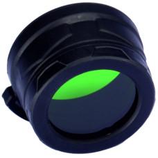 Filtr  NITECORE Zelený 40mm