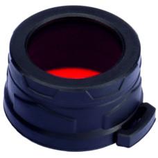 Filtr  NITECORE Červený 40mm