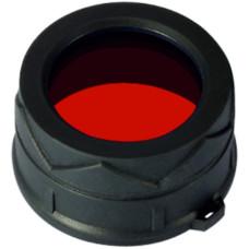 Filtr NITECORE Červený 34 mm
