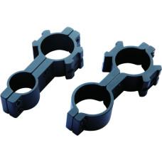 Montáž na zbraň (HLAVEŇ) 18mm / 25mm