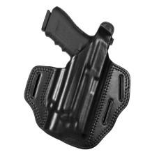 Kožené pouzdro Vega Holster Glock 17 s X300