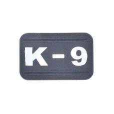 Nášivka K-9 textilní