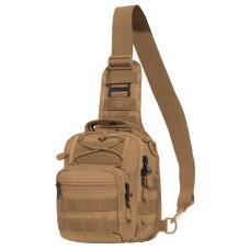 Taktická taška přes rameno PENTAGON UCB 2.0 - coyote