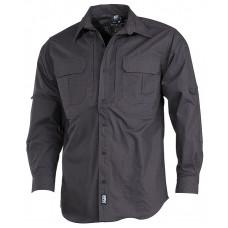 Košile MFH Stake s dlouhým rukávem  Teflon - ripstop - antracit