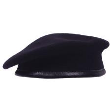 Baret Commando  tmavě modrý