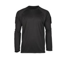 Tričko Tactical Quick Dry černé
