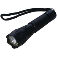LED svítilna, 380 Lm , 1x Li-ion 18650, 3500 mAh, micro USB dobíjení, 3 režimy