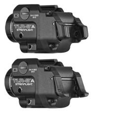 Podvěsná svítilna Streamlight TLR-8 A s inovovanými spínači, 500 lm, červený laser