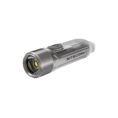 LED svítilna NITECORE TIKI bílé a UV světlo, 300lm, nabíjecí