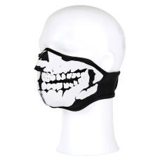 Face mask neoprén SKULL