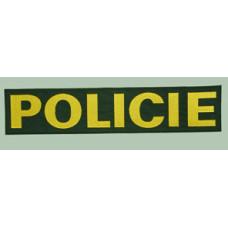 Nášivka Policie - malá