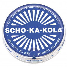 čokoláda SHO-KA-KOLA energetická mléčná 100g