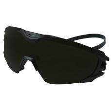 Balistické ochranné brýle SUPER64 - Tmavá