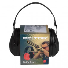 Sluchátka PELTOR H515FB Bull's Eye I Černá